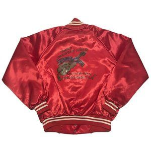 Smoky Mountain Jubilee Country Music Satin Jacket